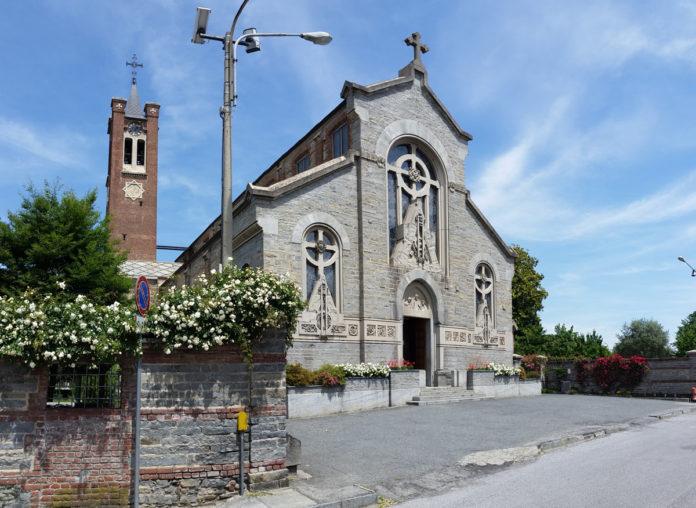 Chiesa cattolica di Luserna San Giovanni